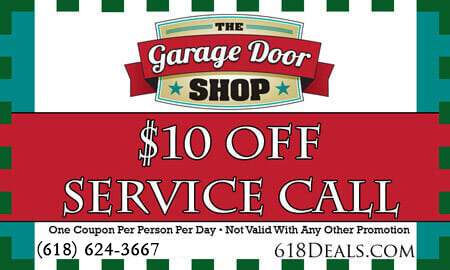 garage doors installation coupons o'fallon illinois