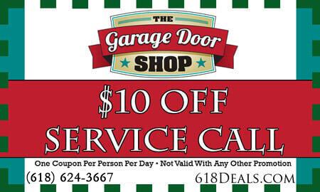 garage doors installation coupons o'fallon illinois