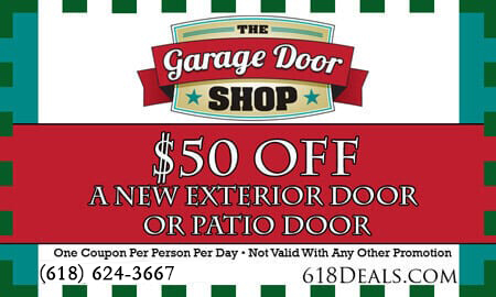 garage doors hardware coupons o'fallon il